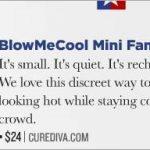 A BlowMeCool